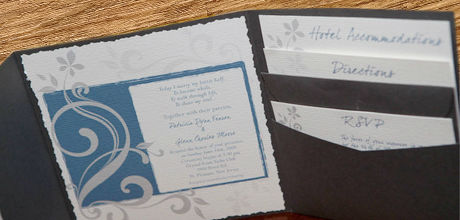 Wedding Suite on Heavy Card Cotton